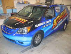 Fuquay Varina Vehicle Wraps
