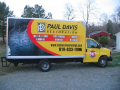 Change the entire look of your vehicle with a professional vehicle wrap
